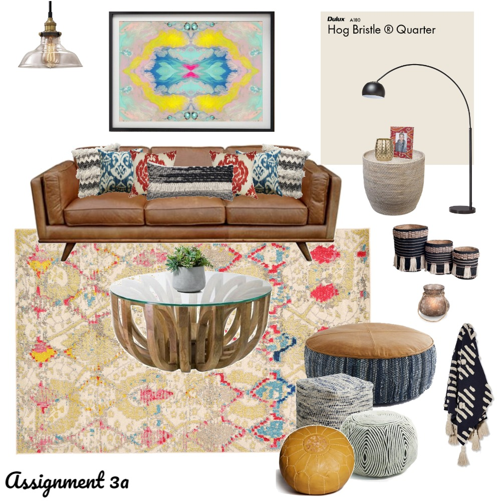 Assignment 3A Interior Design Mood Board by fly078 on Style Sourcebook