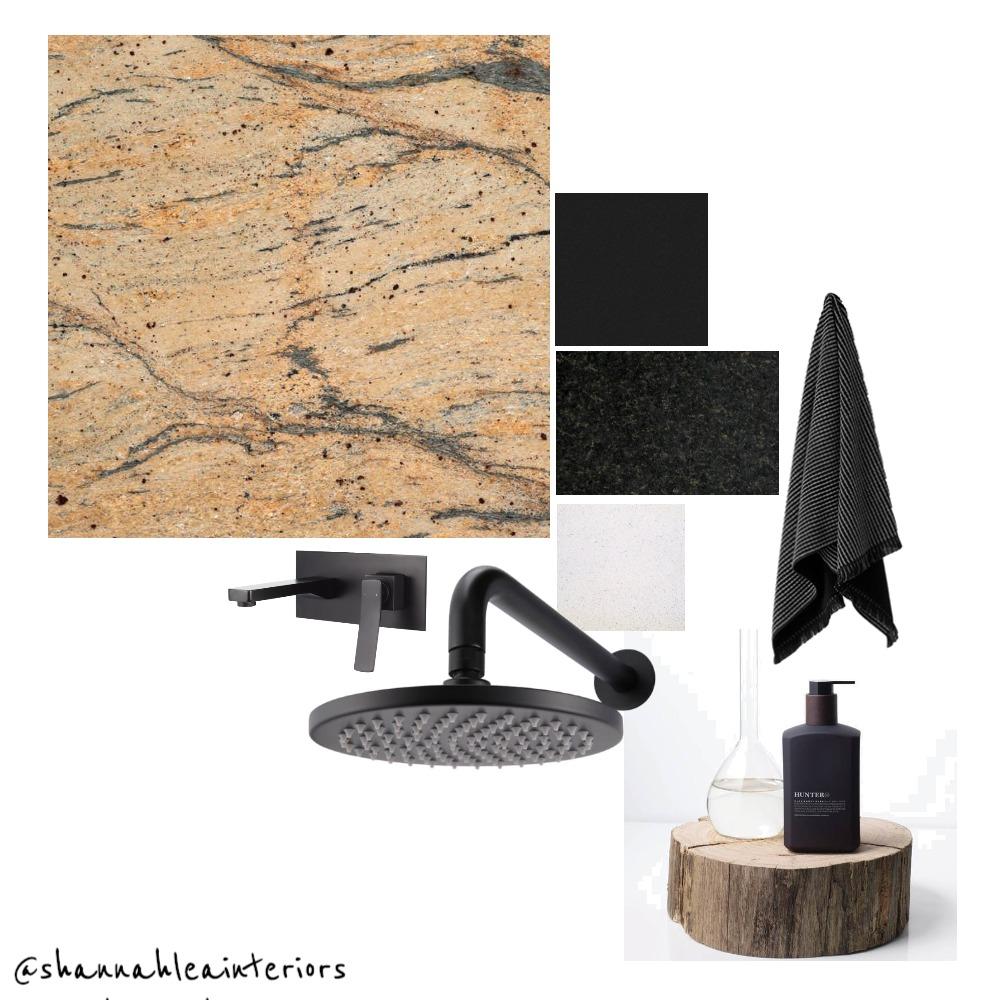 Industrial/Modern Bathroom Interior Design Mood Board by Shannah Lea Interiors on Style Sourcebook