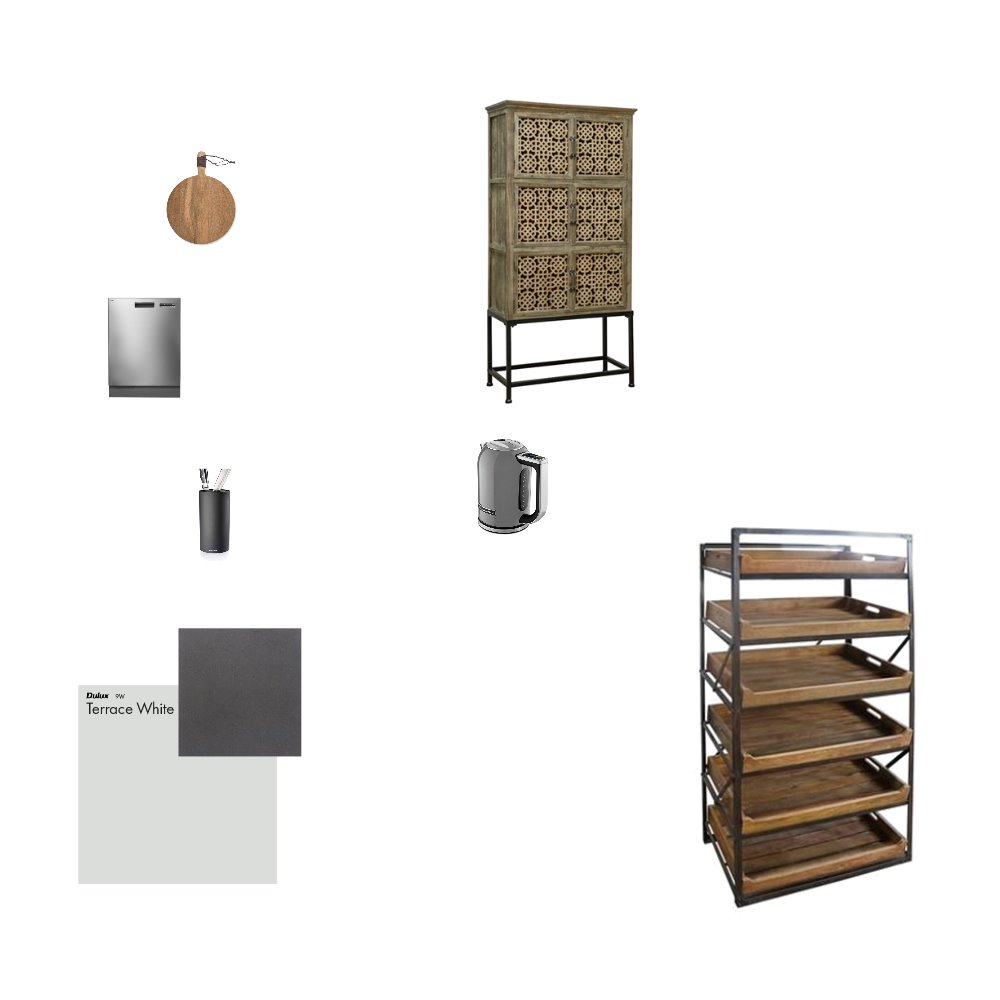 Kitchen Interior Design Mood Board by Hanlied on Style Sourcebook