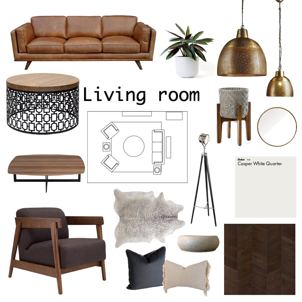 sala Interior Design Mood Board by SuiteHome on Style Sourcebook