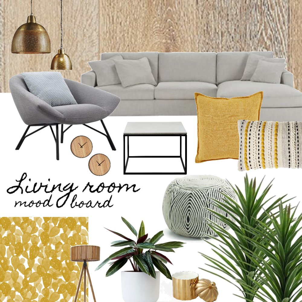 rough idea living room Interior Design Mood Board by claireswanepoel on Style Sourcebook