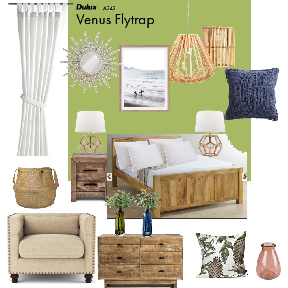 Bali Bedroom Interior Design Mood Board by AleksWiel on Style Sourcebook