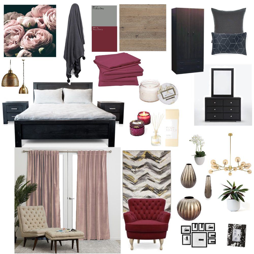 Intimate Interior Design Mood Board by mmonica on Style Sourcebook