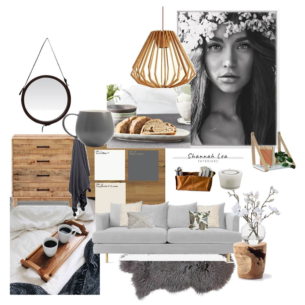 Sunday Morning Interior Design Mood Board by Shannah Lea Interiors on Style Sourcebook