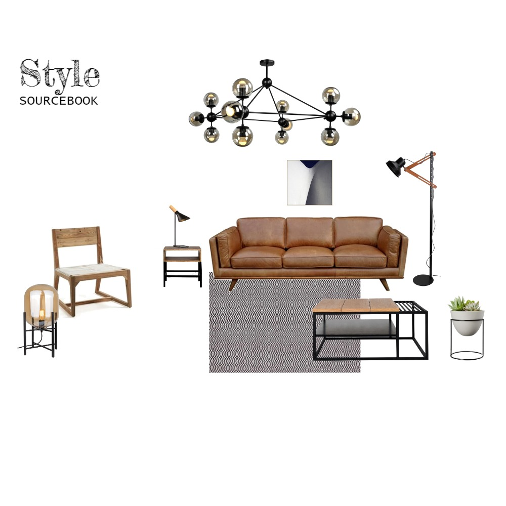 The Lighting Club Interior Design Mood Board by The Lighting Club on Style Sourcebook