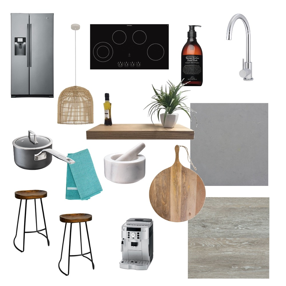Kitchen Interior Design Mood Board by PetrolBlueDesign on Style Sourcebook