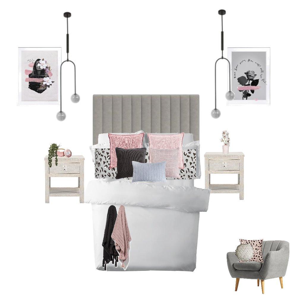 Belinda Bedroom Interior Design Mood Board by Sapphire_living on Style Sourcebook