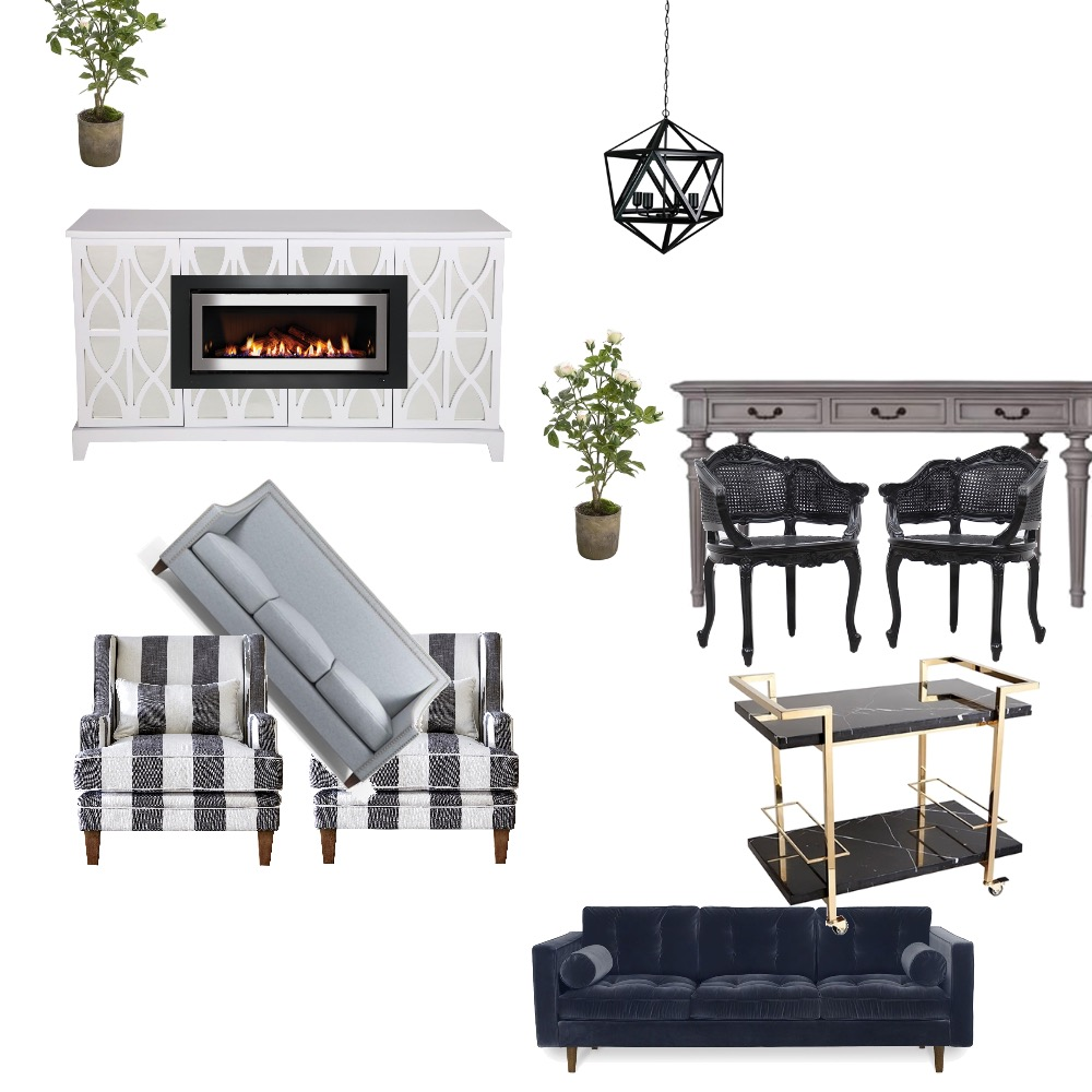 Formal lounge Interior Design Mood Board by Courtneyg on Style Sourcebook
