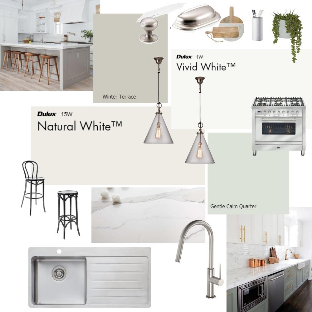Giufre - Hamilton kitchen - Option 1 Interior Design Mood Board by JennyTorrisi on Style Sourcebook