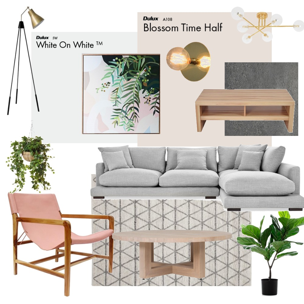 Living Room Mood Board Interior Design Mood Board by StephW on Style Sourcebook