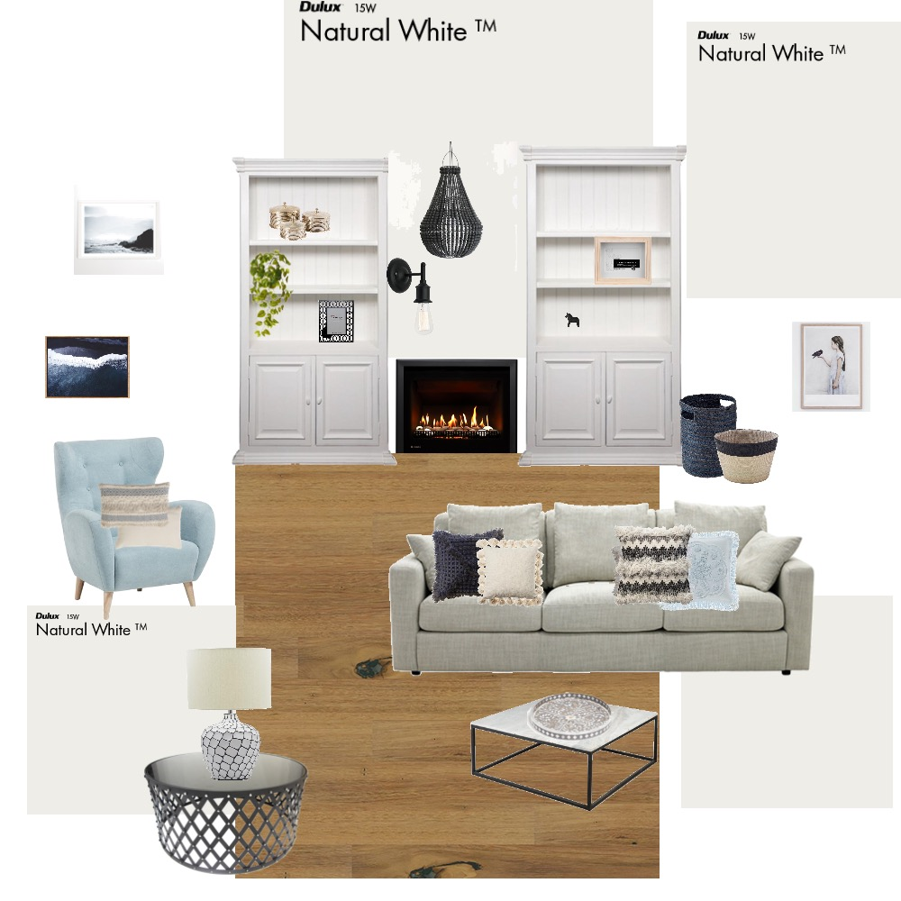 Lounge Interior Design Mood Board by RKC on Style Sourcebook