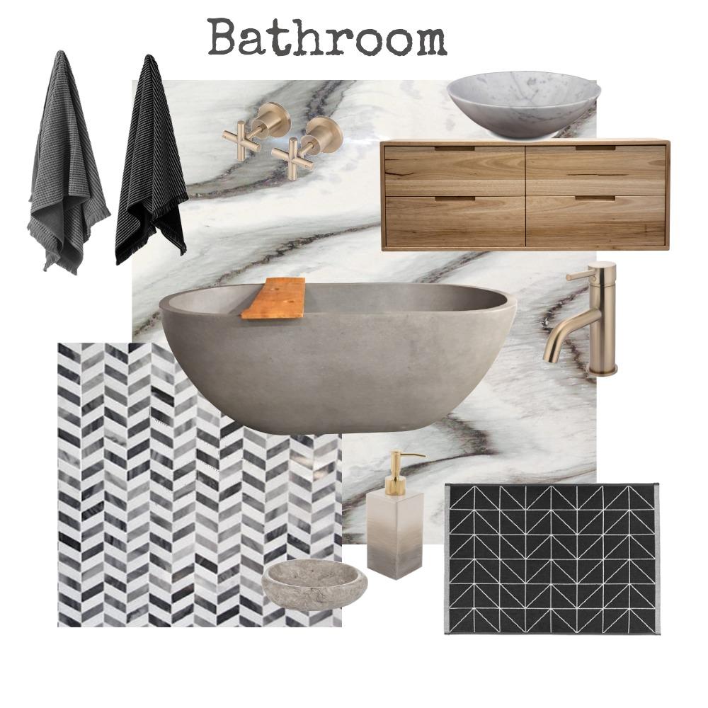 Bathroom Interior Design Mood Board by nicolahyland on Style Sourcebook