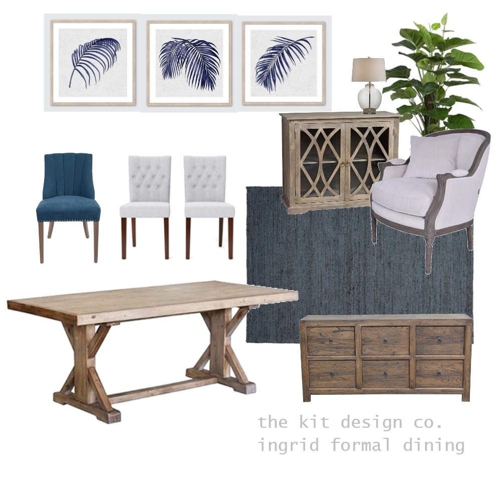 ingrid Interior Design Mood Board by the kit design co on Style Sourcebook