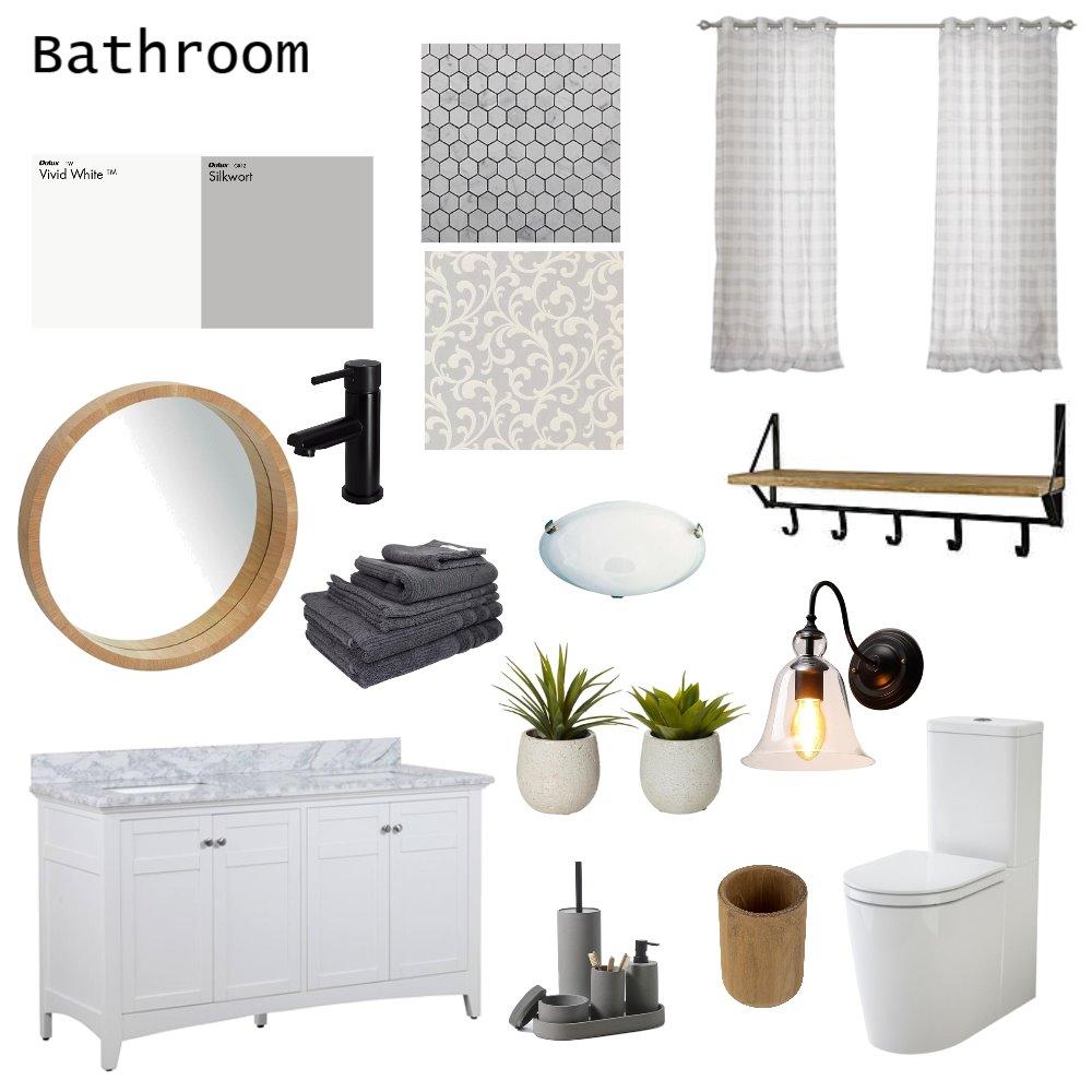 Bathroom Interior Design Mood Board by jessicachapeton on Style Sourcebook