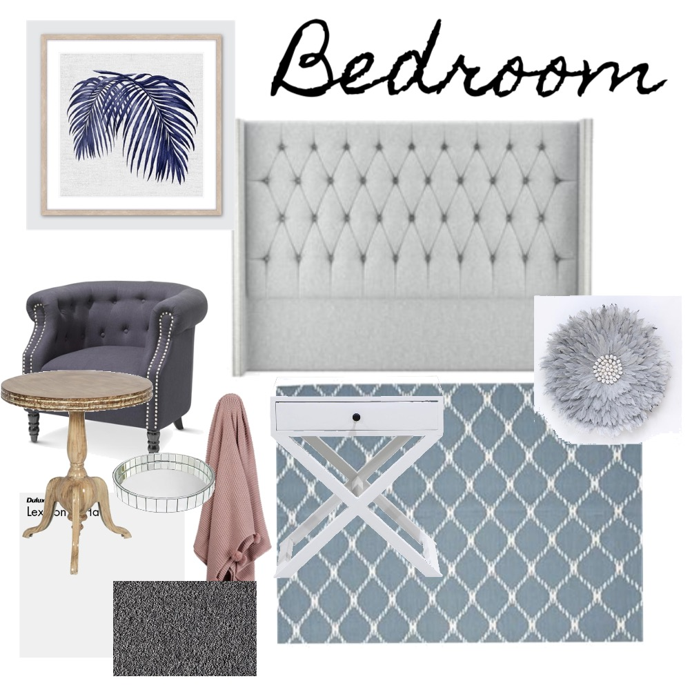 bedroom Interior Design Mood Board by MONSRD on Style Sourcebook