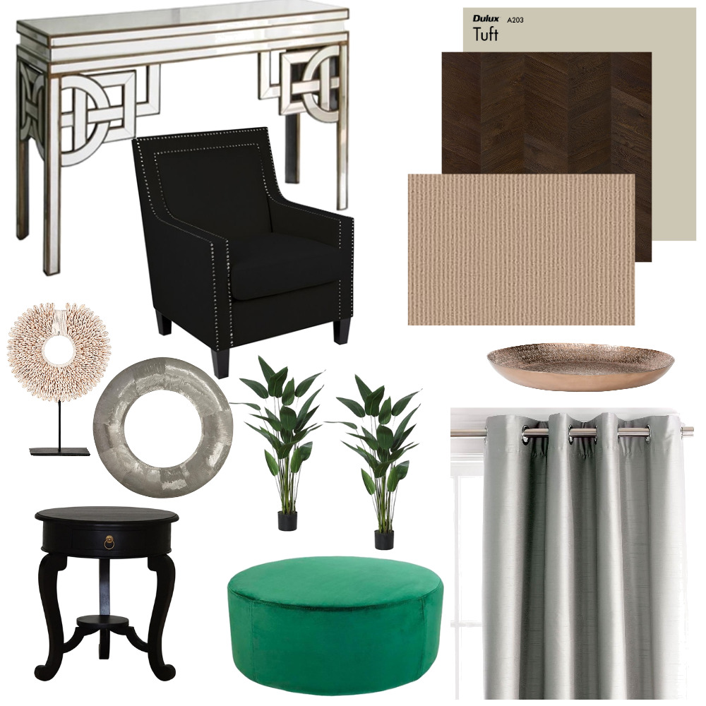 Mood5 Interior Design Mood Board by Black Dahlia Interiors on Style Sourcebook