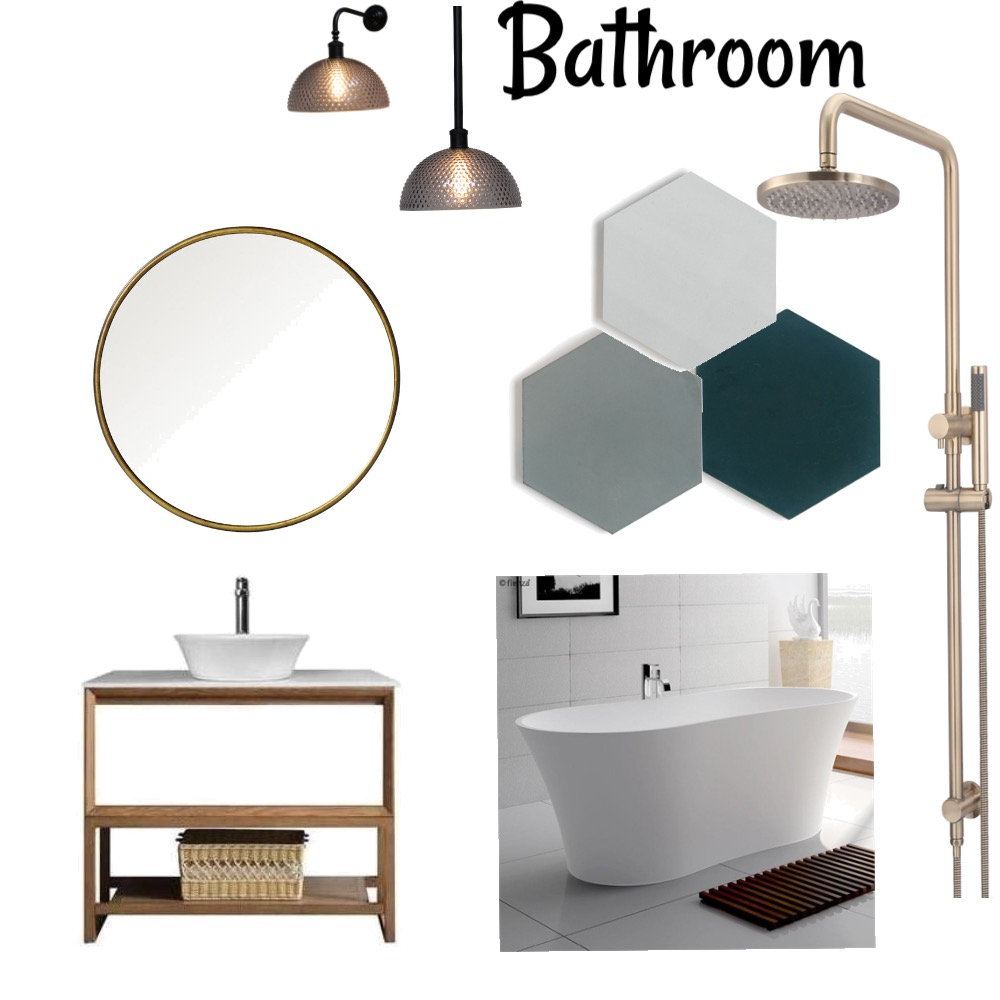 Bathroom Interior Design Mood Board by Mariosa_Interiors on Style Sourcebook