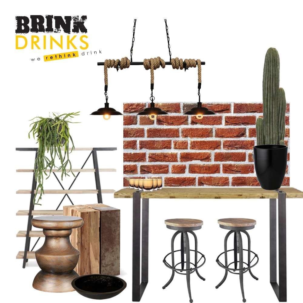 Industrial chic Interior Design Mood Board by ems30 on Style Sourcebook