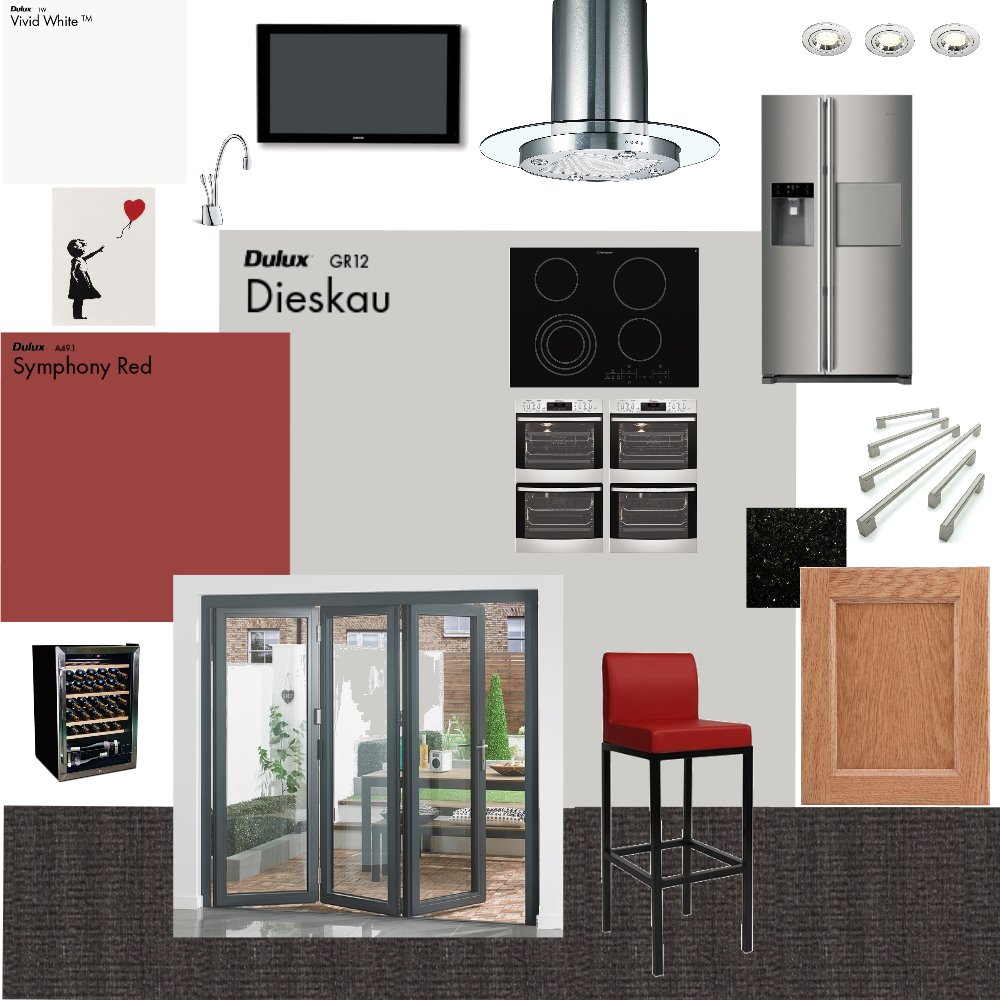 Edgerley_Kitchen Interior Design Mood Board by Louise_Whalley on Style Sourcebook