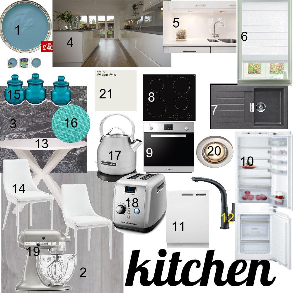 kitchen mood board Interior Design Mood Board by julita on Style Sourcebook