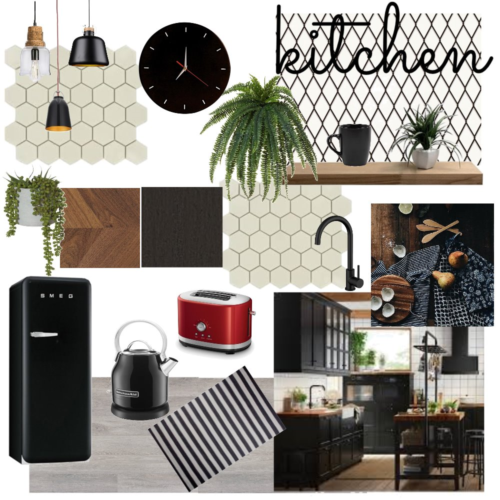 kitchen Interior Design Mood Board by Mavis Ler on Style Sourcebook