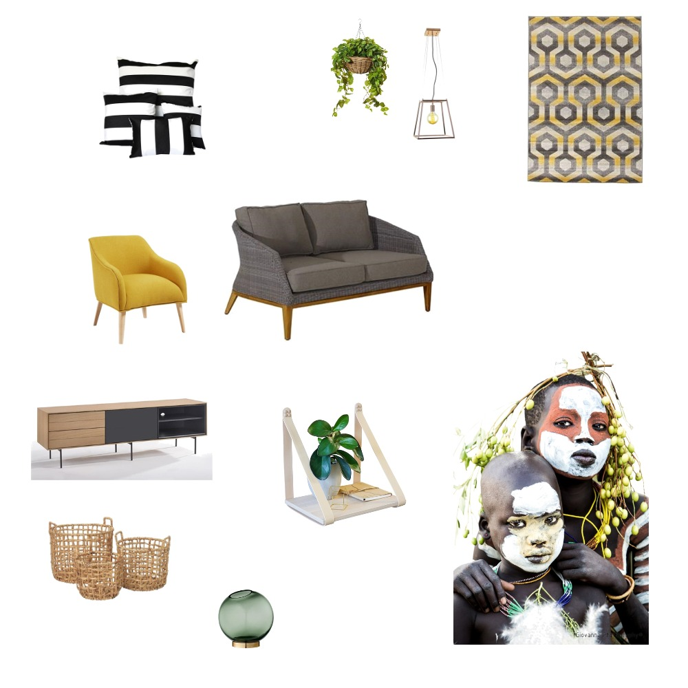 לוח השראה 6 Interior Design Mood Board by ik0110 on Style Sourcebook