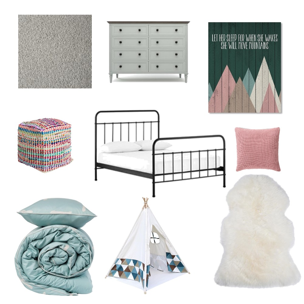 sawyers room Interior Design Mood Board by lindsaychisan on Style Sourcebook