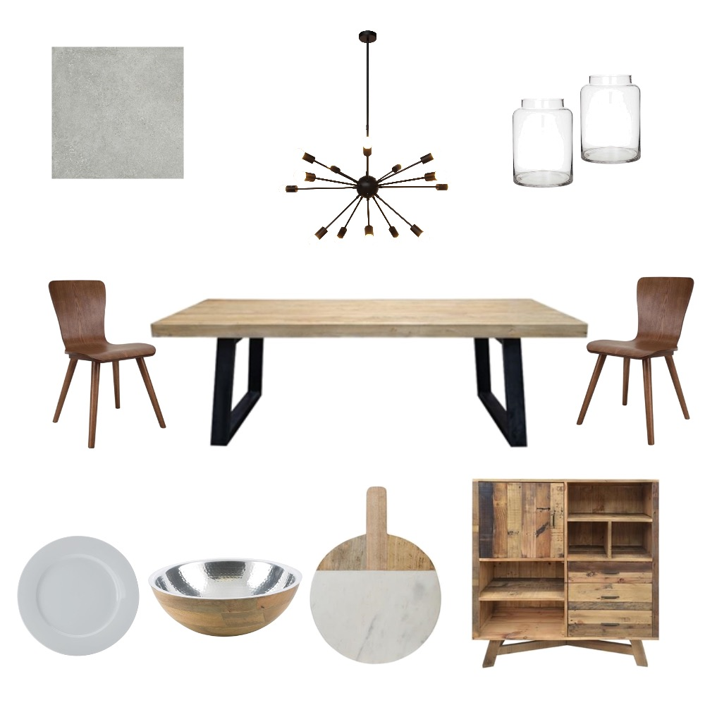 dining room Interior Design Mood Board by lindsaychisan on Style Sourcebook