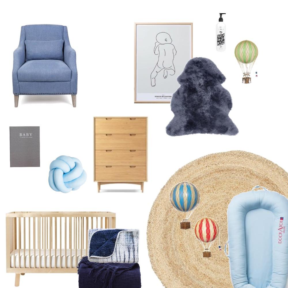 Celestial Blue Interior Design Mood Board by dockatotausnz on Style Sourcebook