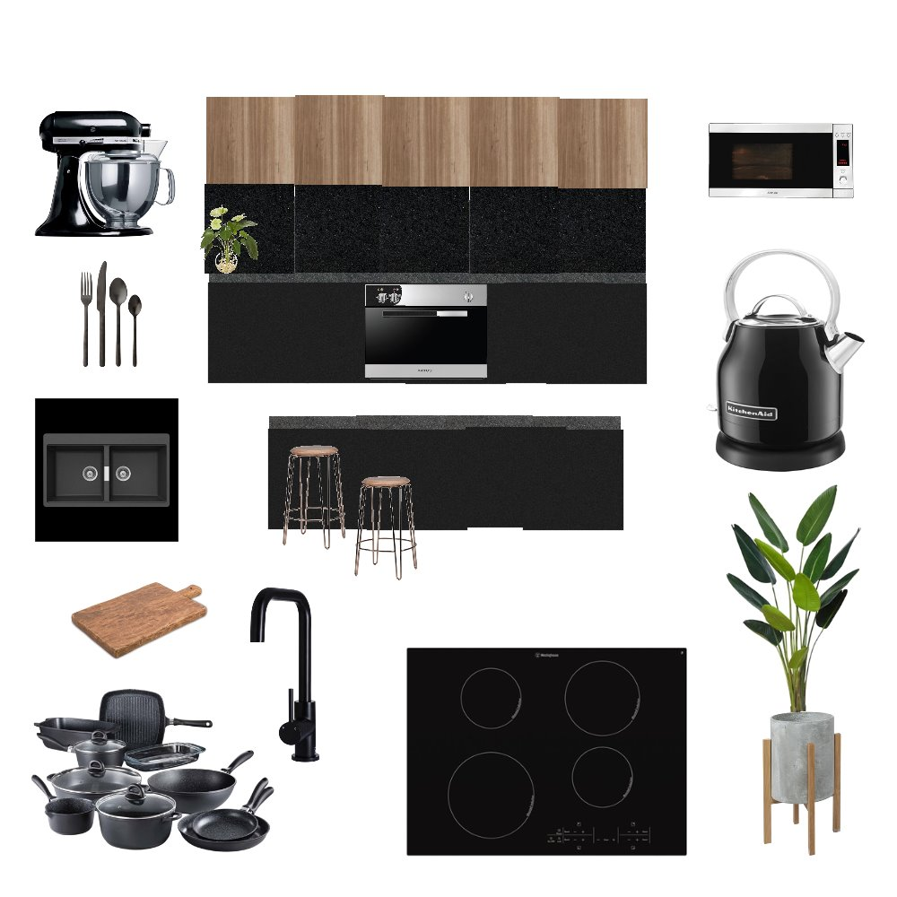 Kitchen Interior Design Mood Board by erin11884 on Style Sourcebook