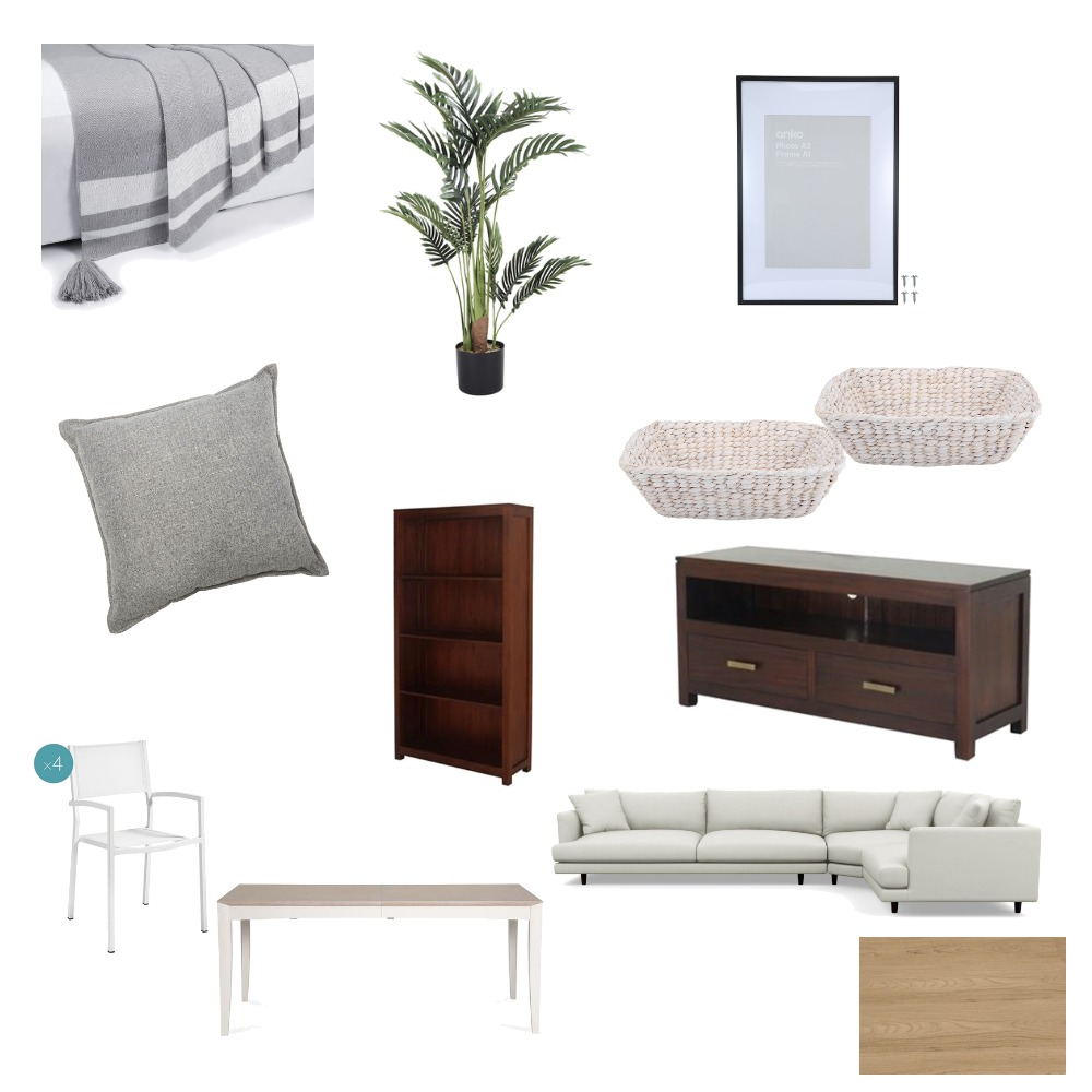 lounge room re design Interior Design Mood Board by Shannon on Style Sourcebook