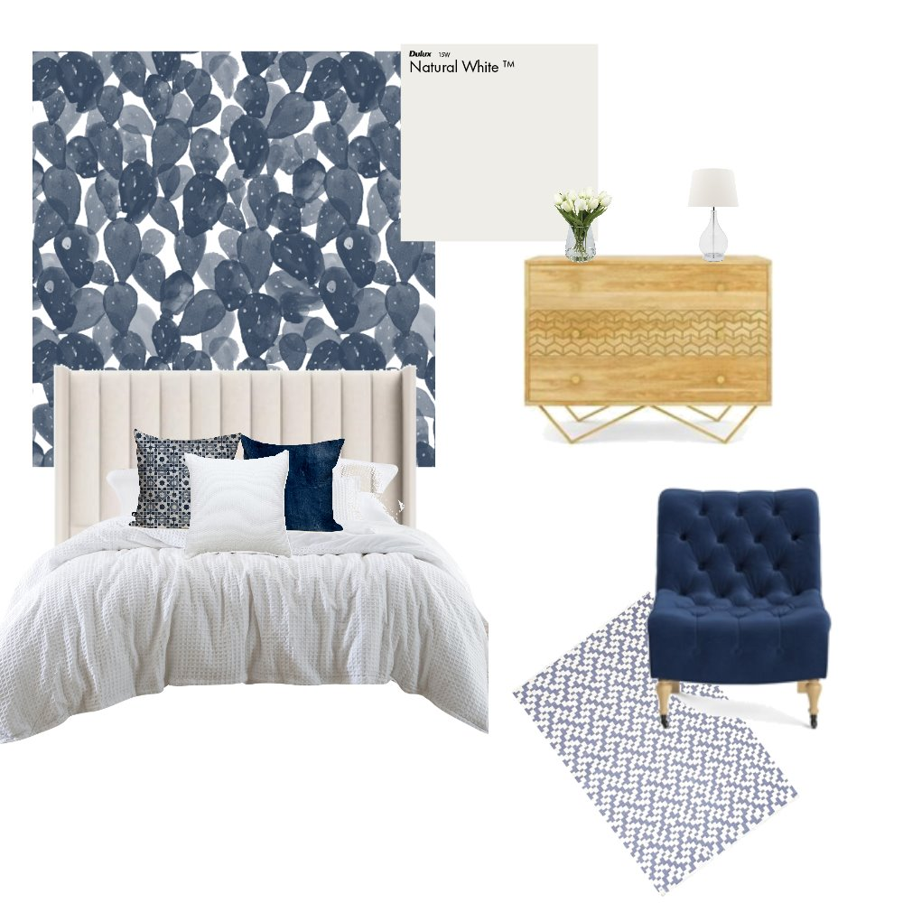 Colour Distribution 2 Interior Design Mood Board by katiejones on Style Sourcebook