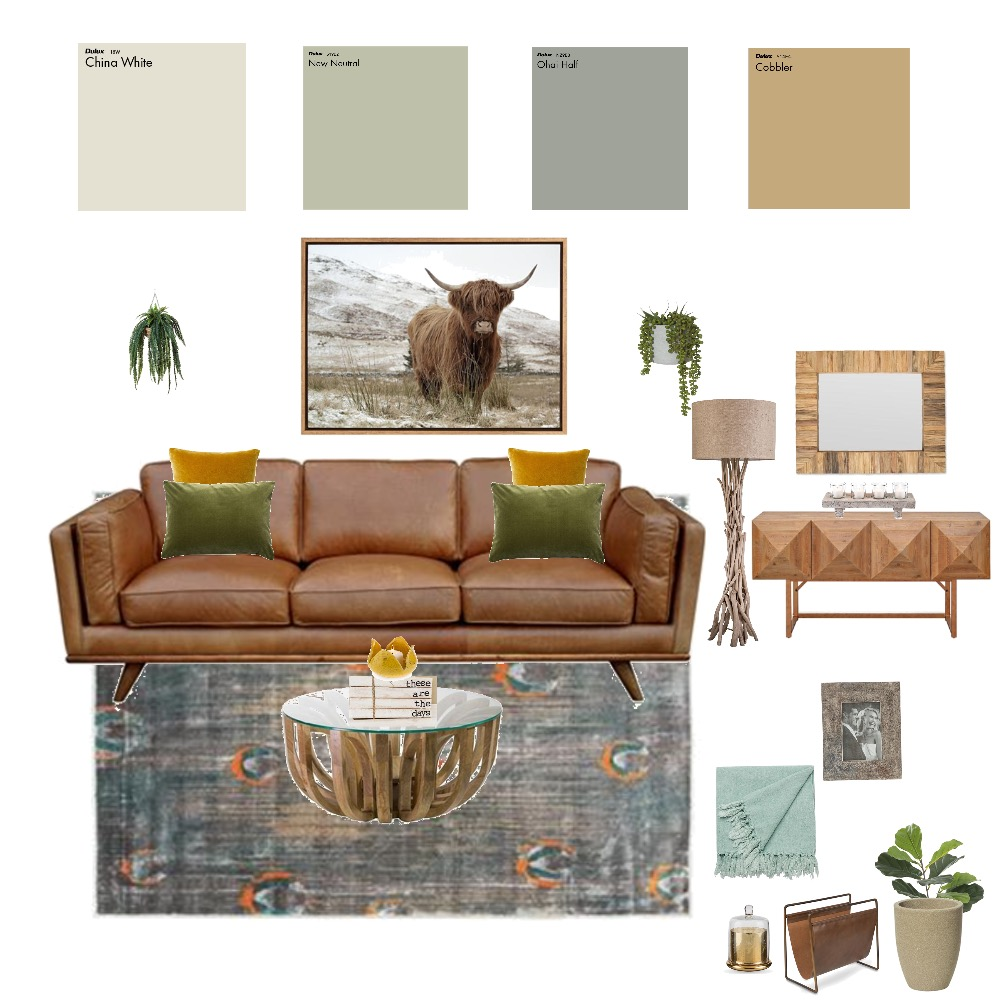 Autumn Trends Interior Design Mood Board by Style A Space on Style Sourcebook