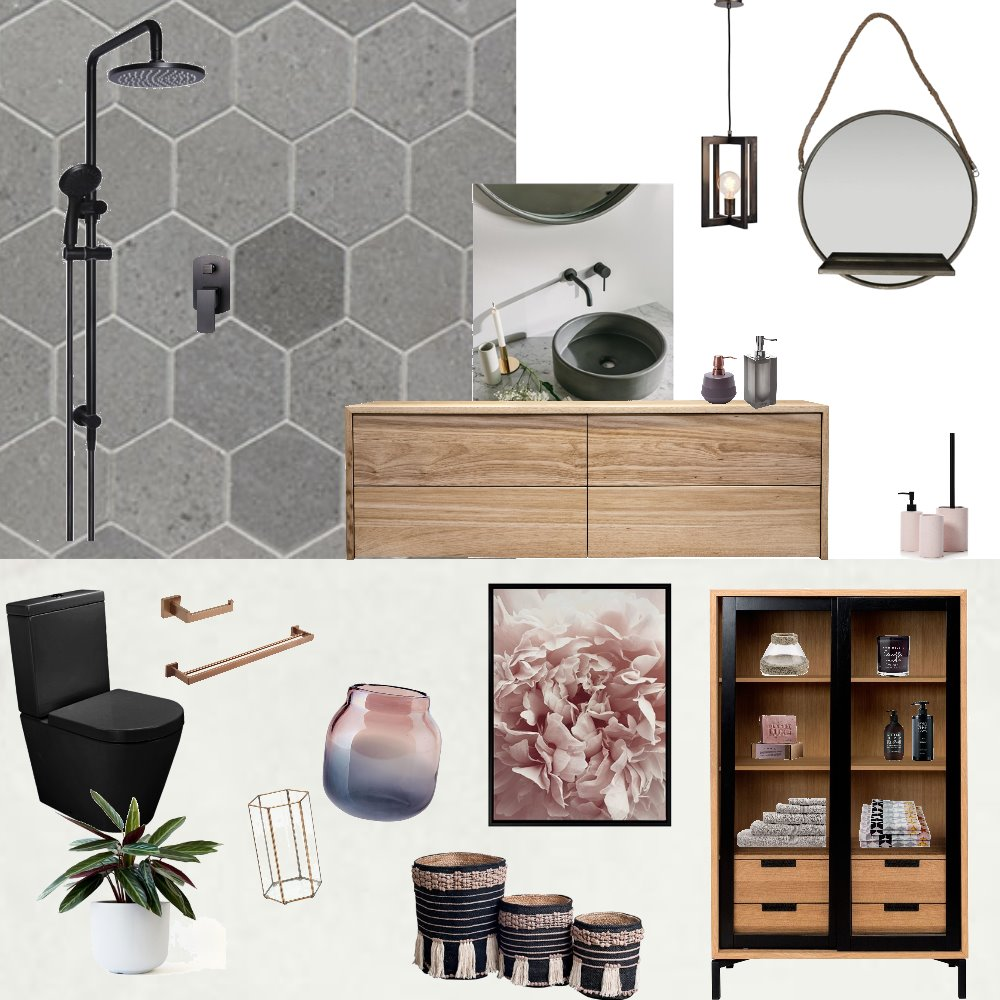 Bathroom Interior Design Mood Board by angietse on Style Sourcebook