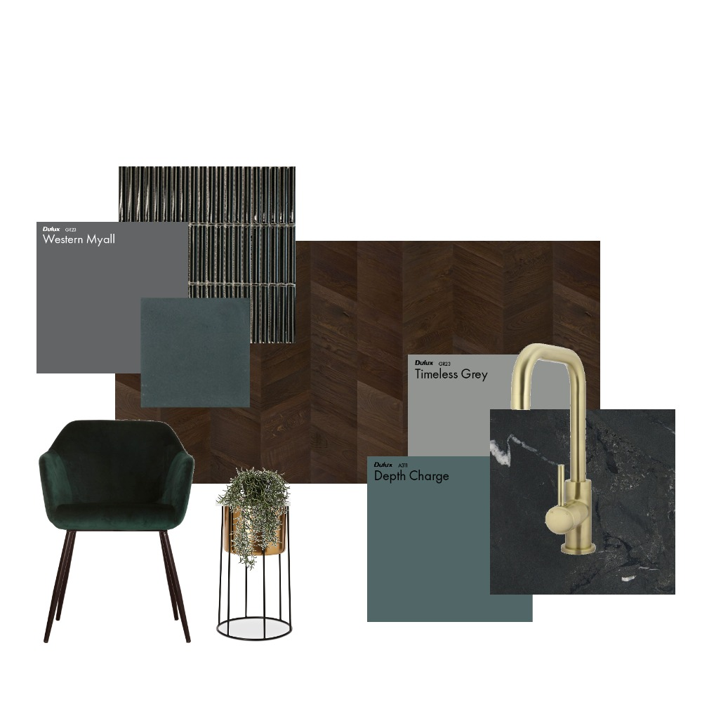 Kitchen Interior Design Mood Board by AMBIENCEDESIGNS on Style Sourcebook