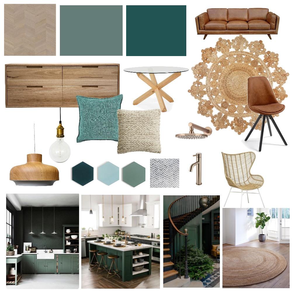 Monochromatic Moodboard Interior Design Mood Board by feigej on Style Sourcebook