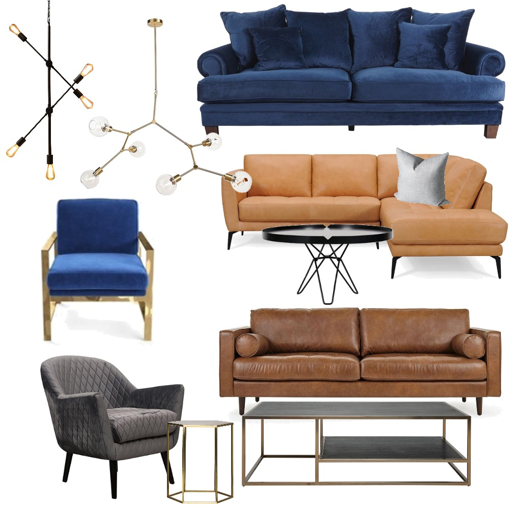 Sitting Room Interior Design Mood Board by stefshev on Style Sourcebook