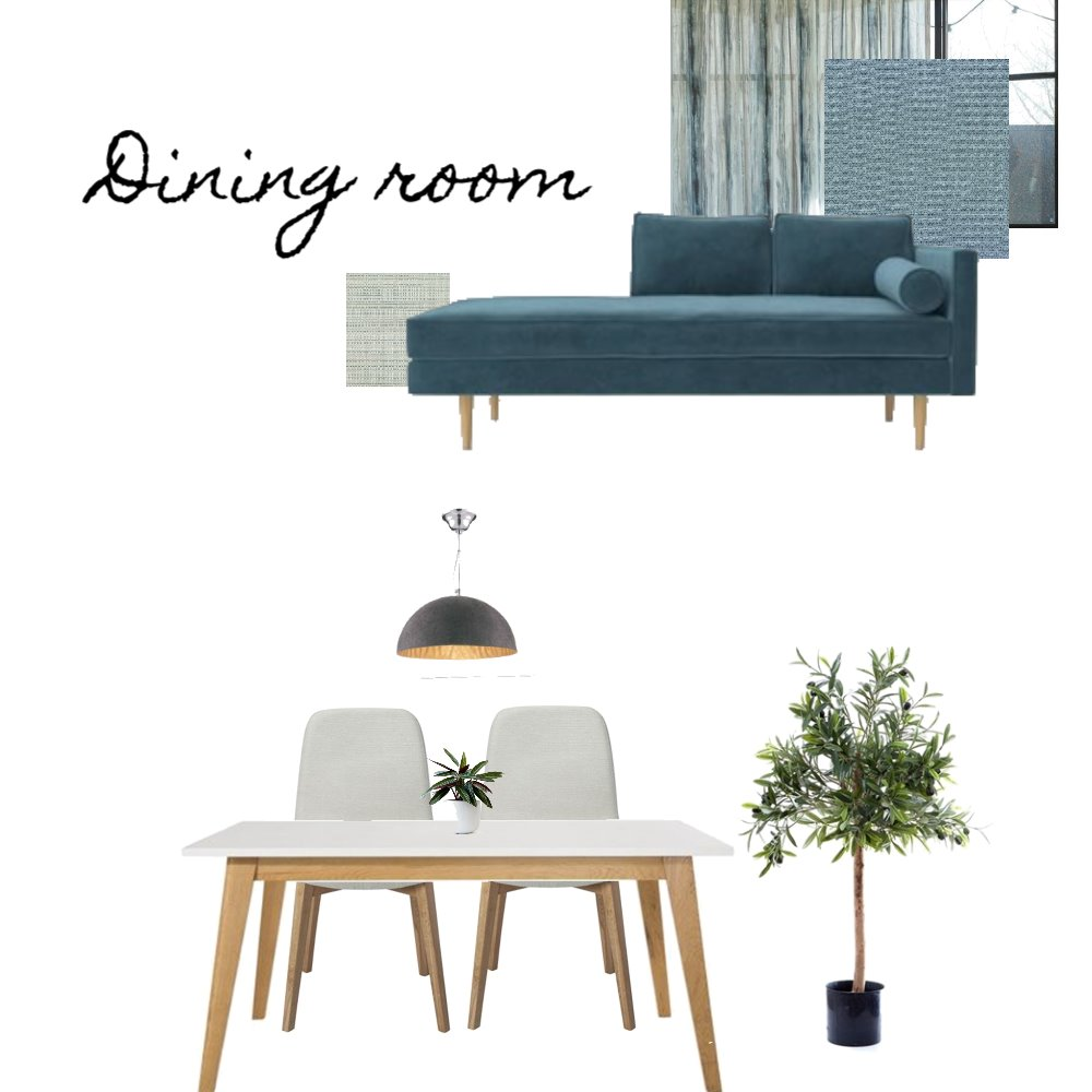 dining Interior Design Mood Board by stkay on Style Sourcebook