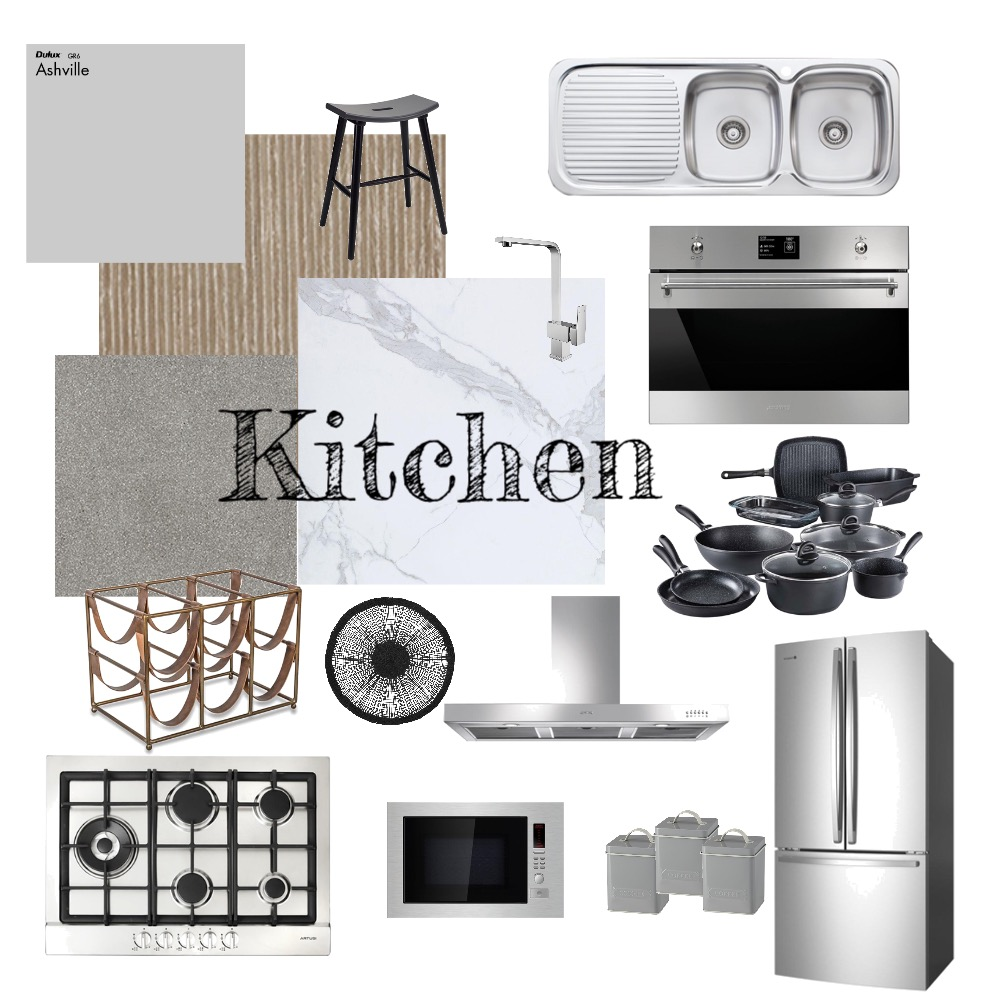 Kitchen Interior Design Mood Board by Toriwriter on Style Sourcebook