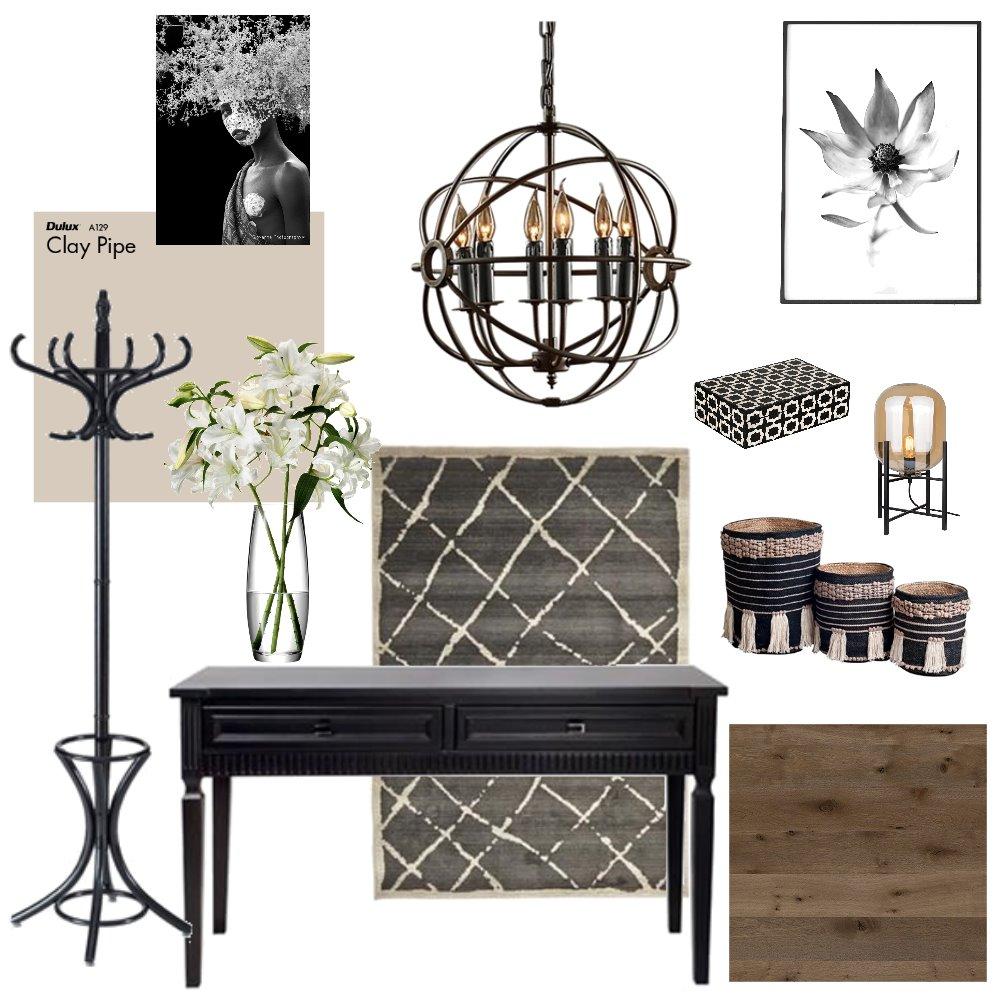 Hall Interior Design Mood Board by RKWilliams on Style Sourcebook