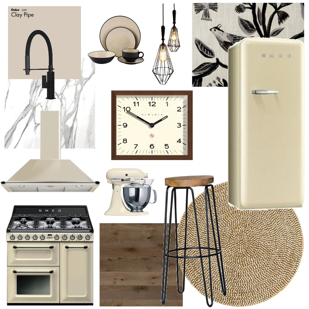 Kitchen Interior Design Mood Board by RKWilliams on Style Sourcebook