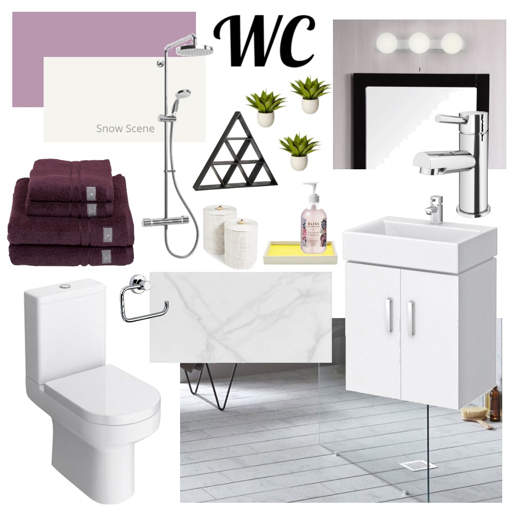 Bathroom Interior Design Mood Board by elliemaekirk on Style Sourcebook