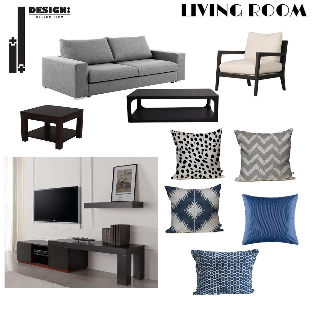 LIVING ROOM Interior Design Mood Board by Rashaasaad on Style Sourcebook