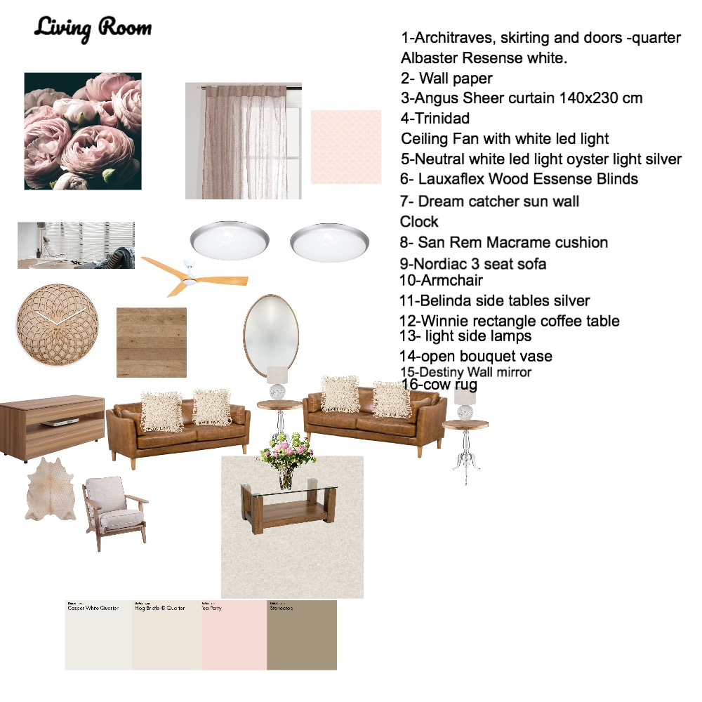 l Interior Design Mood Board by dialak on Style Sourcebook