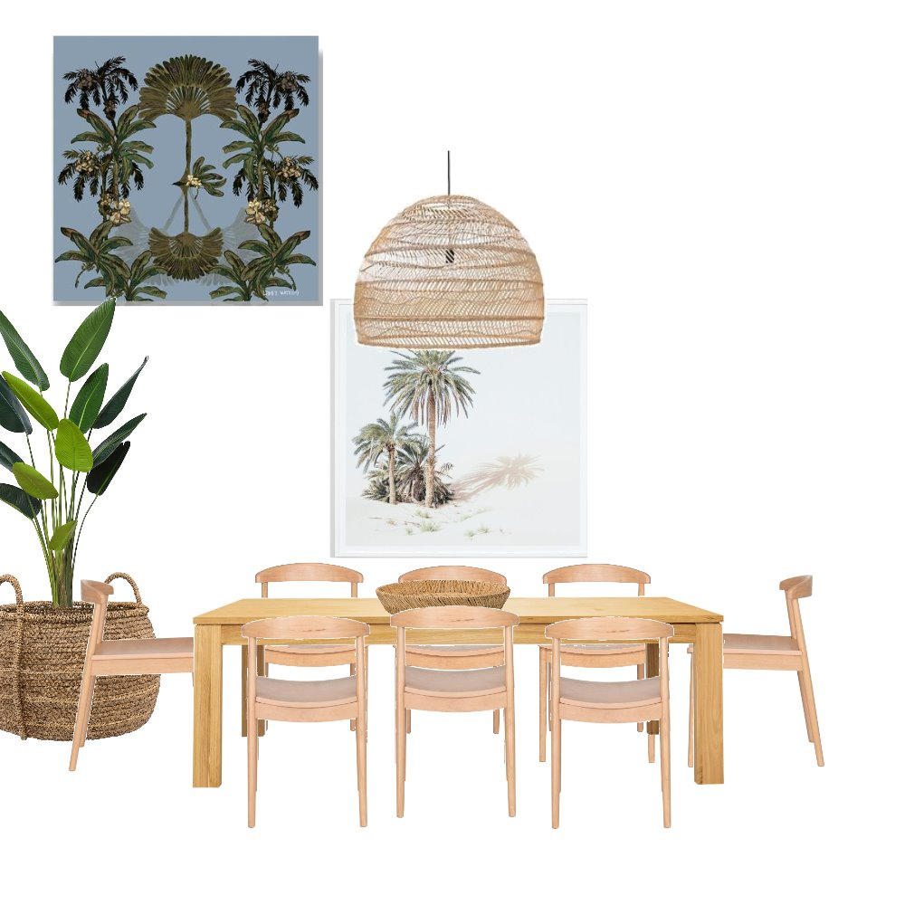 Dining Room Interior Design Mood Board by inspired7styling on Style Sourcebook