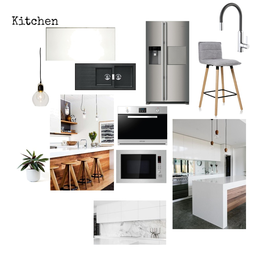 Kitchen Interior Design Mood Board by emwebber on Style Sourcebook