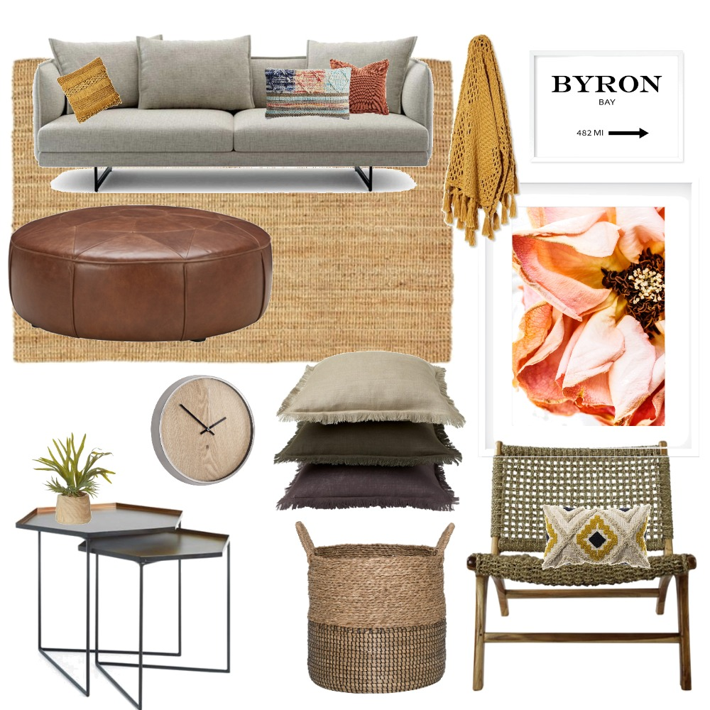 Kates Naturals Interior Design Mood Board by Sheridan Design Concepts on Style Sourcebook