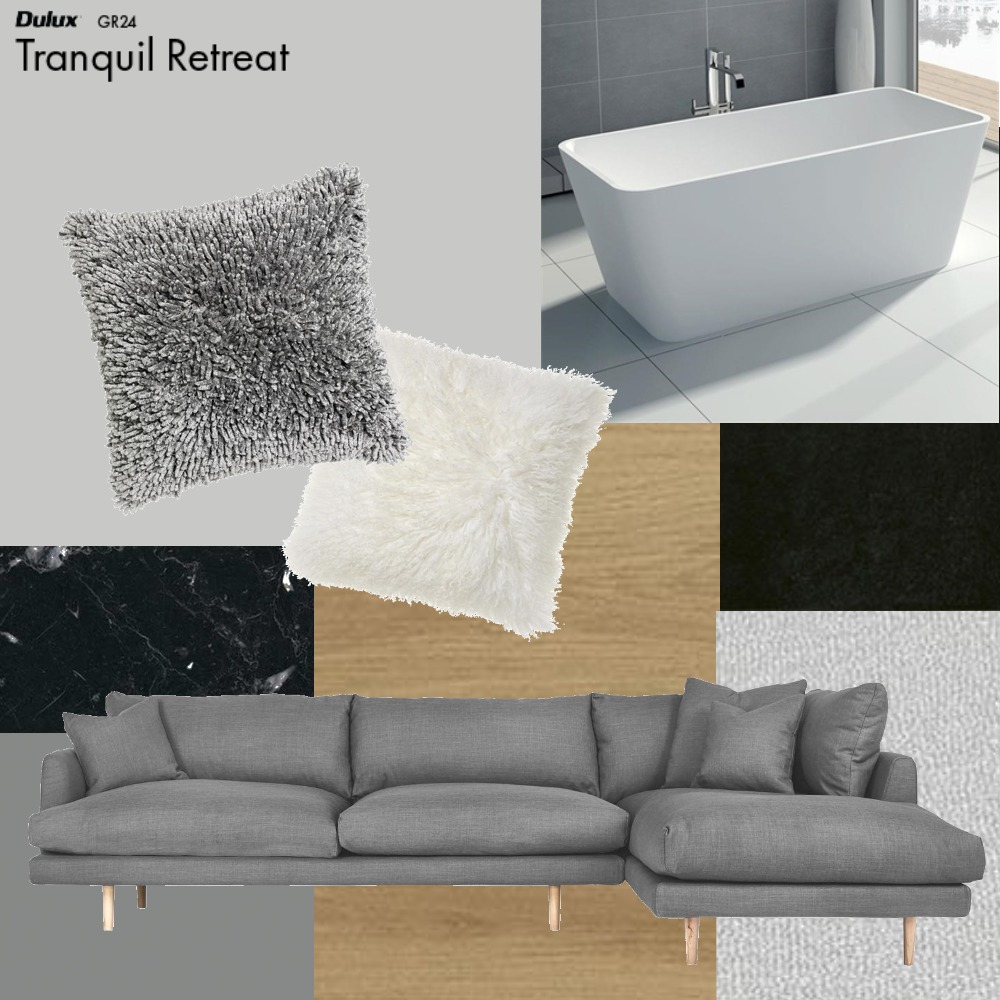 ID A3 Interior Design Mood Board by vanity on Style Sourcebook