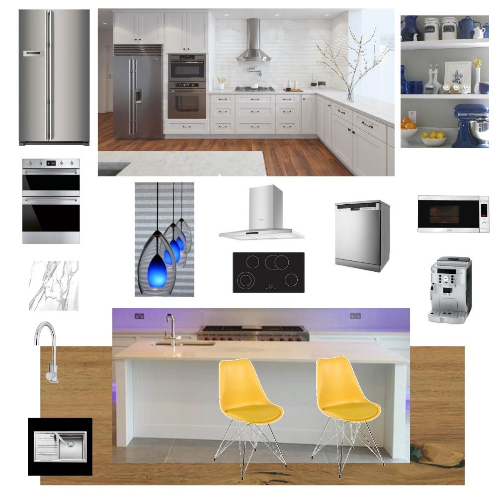 Kitchen Interior Design Mood Board by SarahZhang on Style Sourcebook