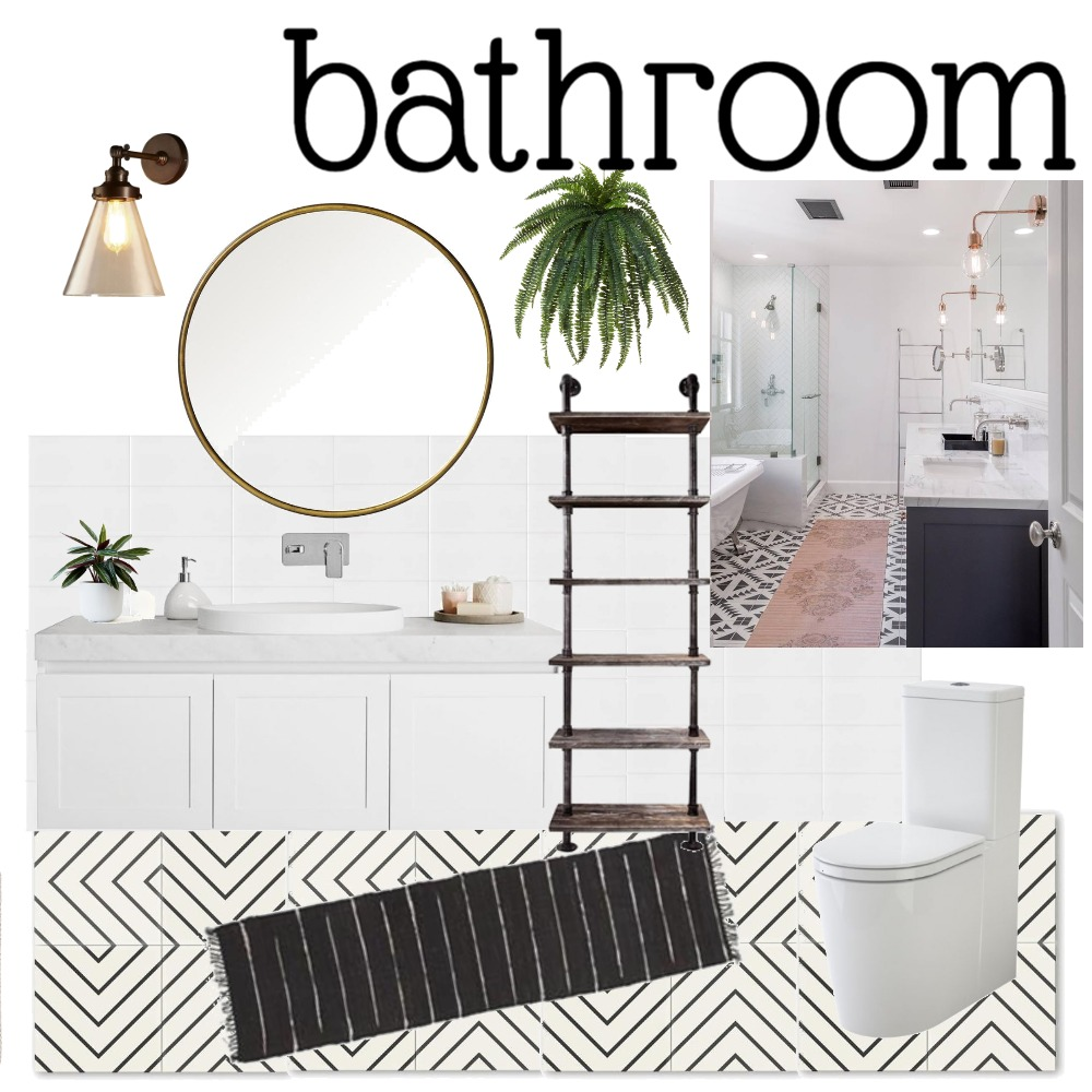 bathroom makeover Interior Design Mood Board by Mavis Ler on Style Sourcebook
